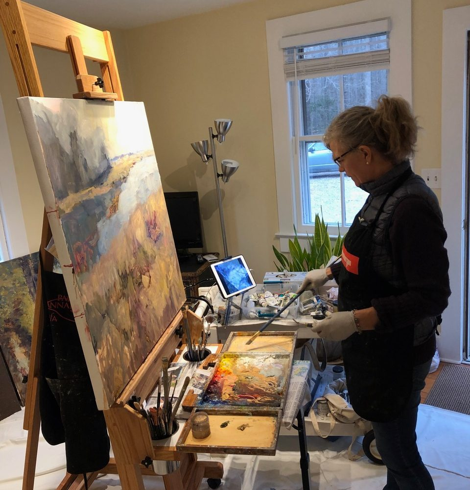 lynn mehta, artist in residence